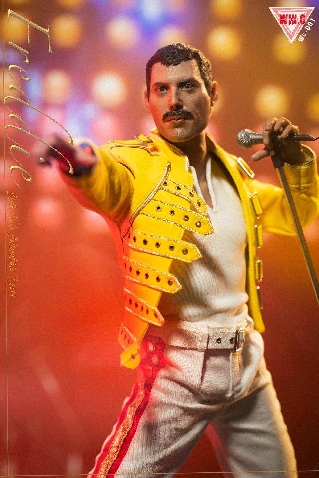 Win.C Studio: Freddie Mercury Set